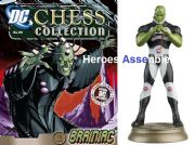 DC Chess Figurine Collection #64 Brainiac Justice League Eaglemoss